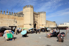 Medina in Fes, Morocco Royalty Free Stock Images