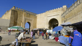 Medina of Fes, Morocco Royalty Free Stock Photos