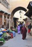 The medina of Fez Royalty Free Stock Photos
