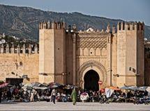 Medina of Fez in Morocco royalty free stock photos