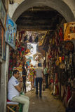 Medina in Fez Stock Photography