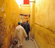 Medina of Fez Stock Photo