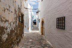 Medina gränd Arkivbilder