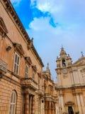 Medina i Malta Fotografering för Bildbyråer