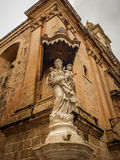 Medina i Malta Royaltyfri Fotografi
