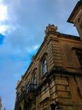 Medina i Malta Arkivbild