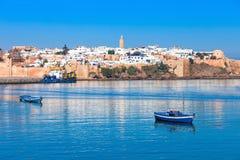 Medina i Rabat Royaltyfri Bild