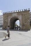 Medina i Tunis royaltyfria bilder