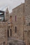 Medina - La Valletta - Malta. Old street of Medina - Mediterranean Island - Malta royalty free stock image