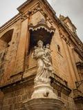 Medina in Malta Royalty Free Stock Photography