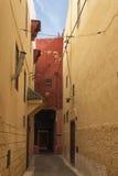 Medina Meknes, Maroko Zdjęcie Stock