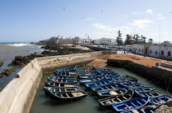 Medina and old city essaouira morocco africa Stock Image