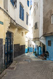 Medina, old part of Tangier, Morocco Royalty Free Stock Images