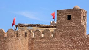 Medina. Old stronghold in Sousse, Tunisia stock video
