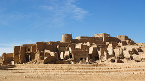 Medina (Old Town) of Ghat, Libya Royalty Free Stock Photos