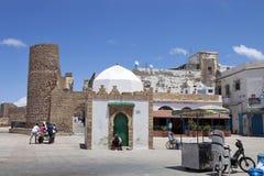 Medina outwork,  Essauria, Morocco. The  Medina outwork,  Essauria, Morocco Stock Photography