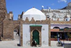 Medina outwork,  Essauria, Morocco Royalty Free Stock Image