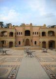 Medina podwórzowy Obraz Royalty Free