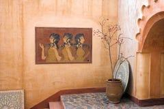 Medina public (Maroc) Photos stock