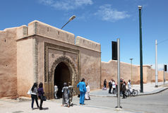Medina of Rabat, Morocco Royalty Free Stock Images