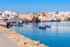 Medina in Rabat Stock Photo