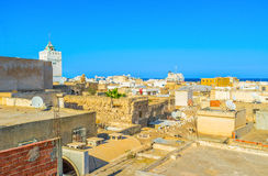Medina from the roof Royalty Free Stock Photography