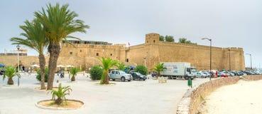 The Medina's walls Royalty Free Stock Images