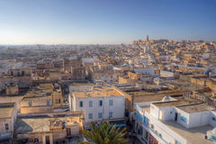 Medina in Sousse Stock Photography