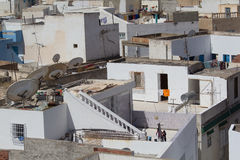 Medina in Sousse Royalty Free Stock Photos