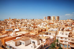 Medina in Sousse Royalty Free Stock Photography