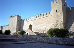 Medina Sousse, Tunisien royaltyfria bilder