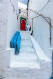 Medina stairs Stock Photo