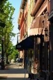 Medina street Stock Photo