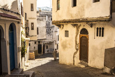 Medina of Tangier, Morocco Stock Images