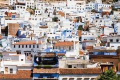 Medina van Chefchaouen Royalty-vrije Stock Foto's