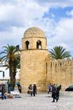 Medina van Sousse, Tunesië Stock Fotografie