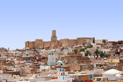 Medina van Sousse, Tunesië stock afbeelding