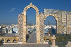 Medina van Tunis Stock Afbeelding