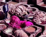 Medina viejo Fotos de archivo
