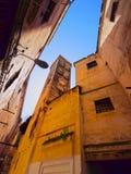Medina viejo en Fes, Marruecos Fotografía de archivo