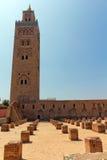 Medina von Marrakesch Stockbild