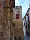 Medina w Malta Zdjęcie Stock