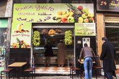 Medina w Tangier, Maroko Obrazy Stock