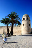 Medina w Tunezja Obraz Royalty Free
