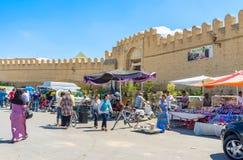The Medina walls Royalty Free Stock Images