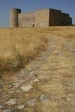 Medinaceli城堡。 免版税库存图片