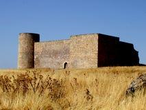 Medinaceli的城堡 免版税图库摄影
