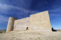 Medinaceli Castle Royalty Free Stock Photo