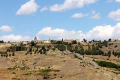 Medinaceli, Spanje stock afbeeldingen