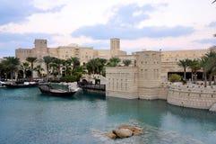 Medinat Dubaï Images libres de droits